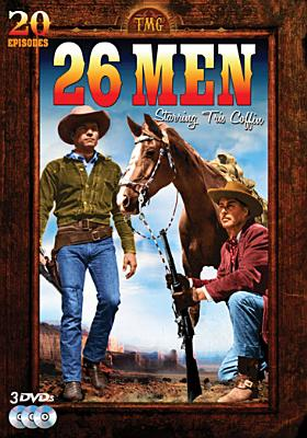 26 MEN BY COFFIN,TRISTRAM (DVD)